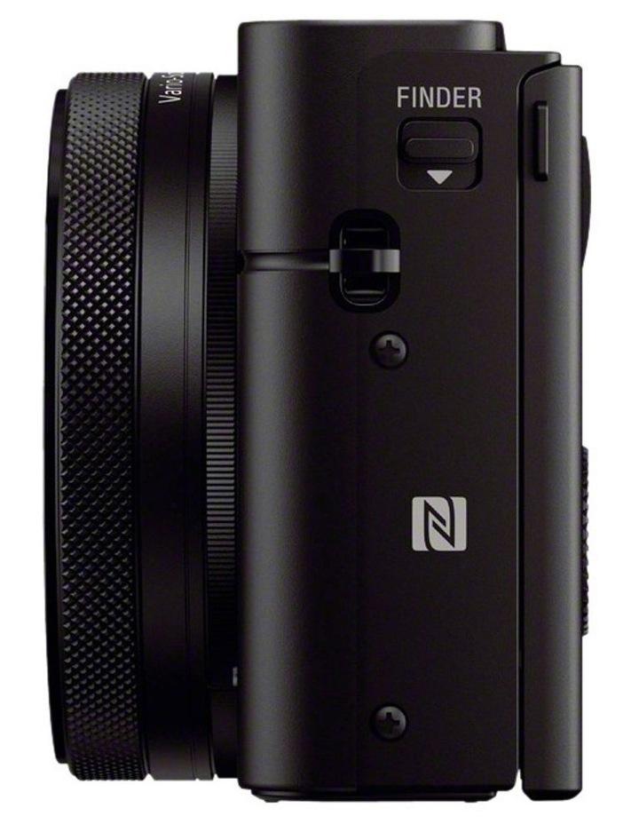 Sony DSCRX100M4 20.1MP 2.9x Digital Camera Black image 2