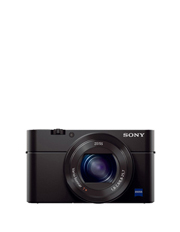 CyberShot DSC-RX100 IV 20.1MP Camera - Black