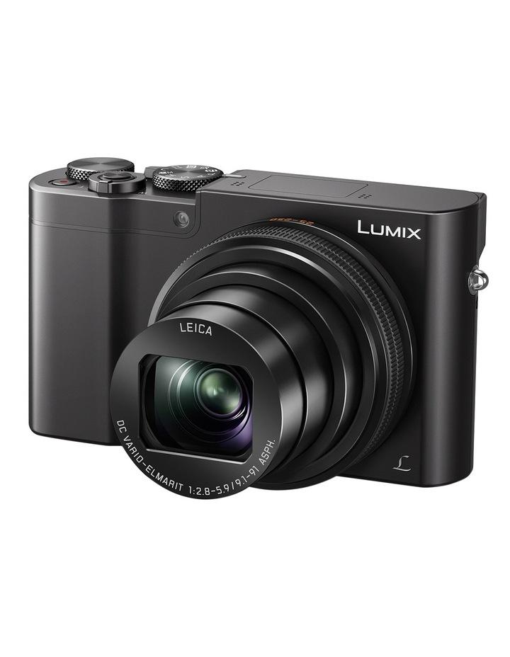 DMC-TZ110GNK Compact Camera Black image 1