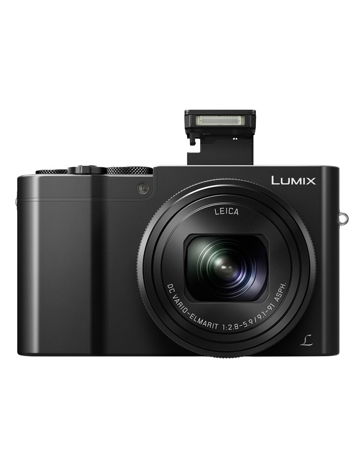 DMC-TZ110GNK Compact Camera Black image 2
