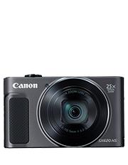 PowerShot SX620HSBK Digital Camera Black