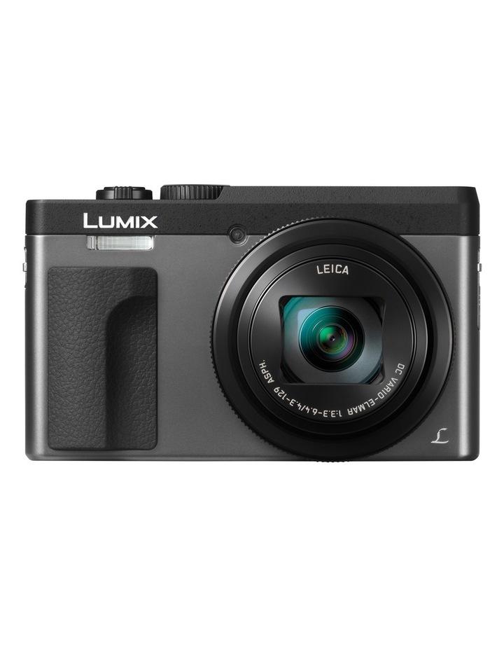 Lumix TZ90 20.3MP Camera - Silver image 1