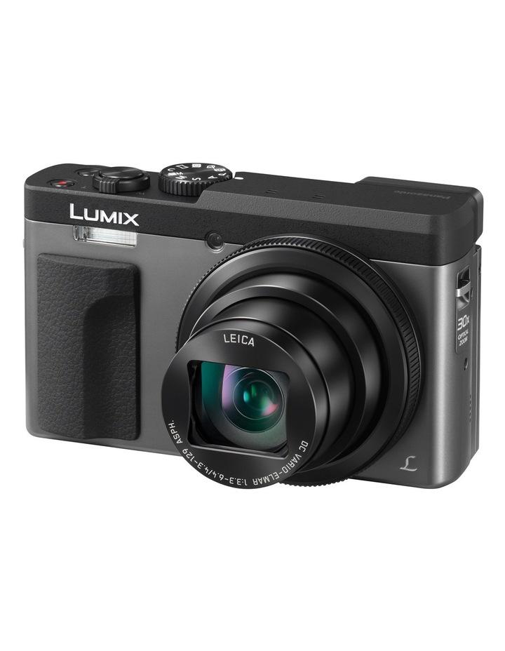 Lumix TZ90 20.3MP Camera - Silver image 2