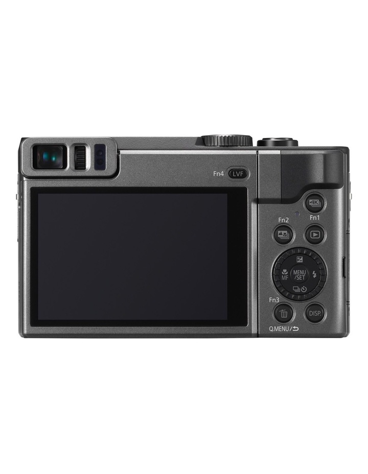Lumix TZ90 20.3MP Camera - Silver image 3