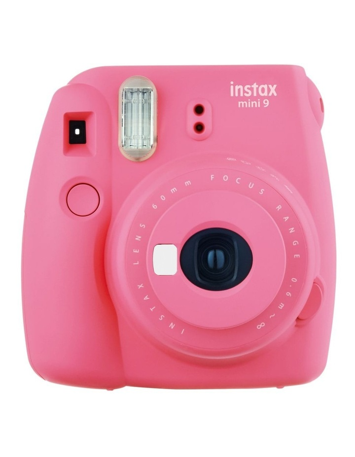 Instax Mini 9 Instant camera - Flamingo Pink image 1