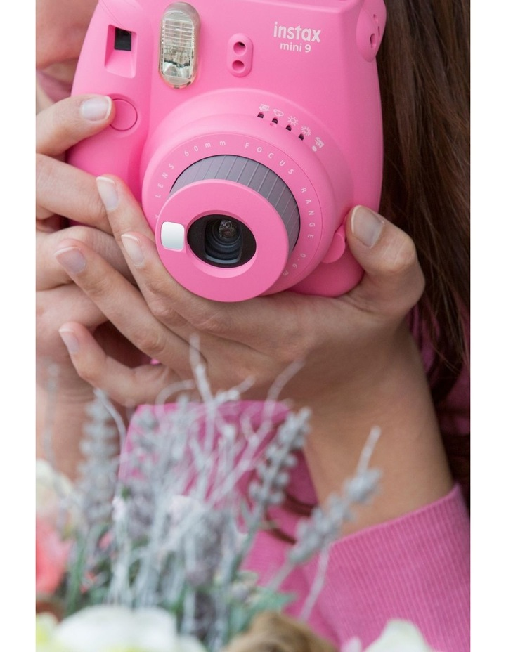 Instax Mini 9 Instant camera - Flamingo Pink image 5