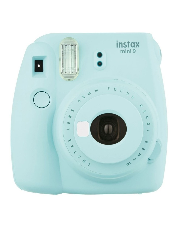 Instax Mini 9 Instant camera - Ice Blue image 1