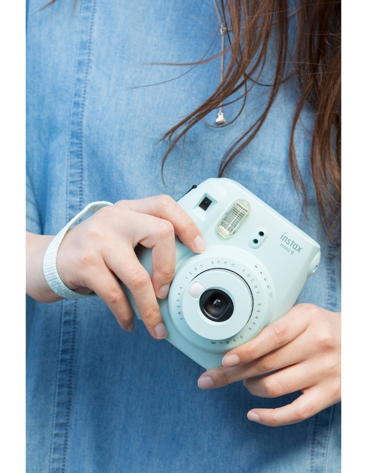 Instax Mini 9 Instant camera - Ice Blue image 5