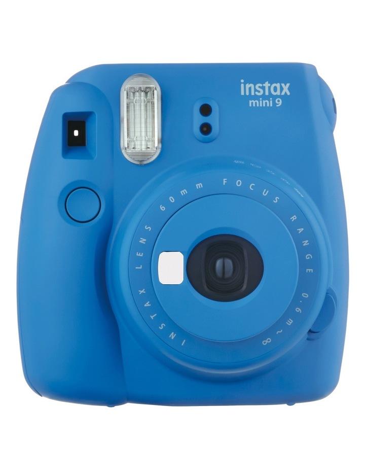 Instax Mini 9 Instant camera - Cobalt Blue image 1
