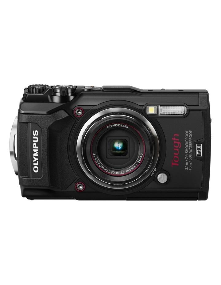 TG-5 Tough 12MP Camera - Black image 1