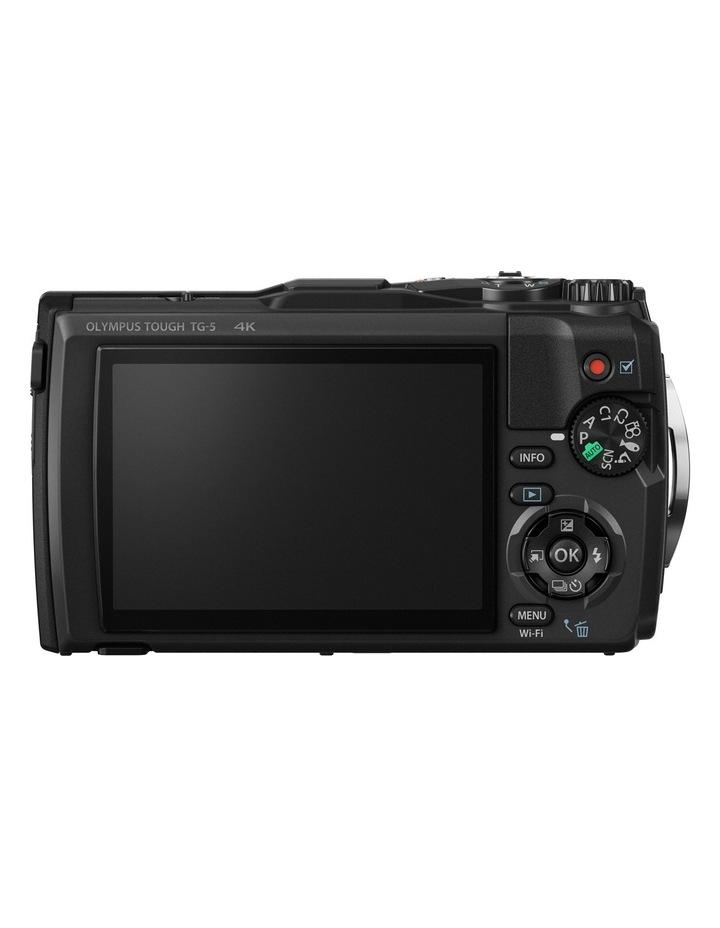 TG-5 Tough 12MP Camera - Black image 2