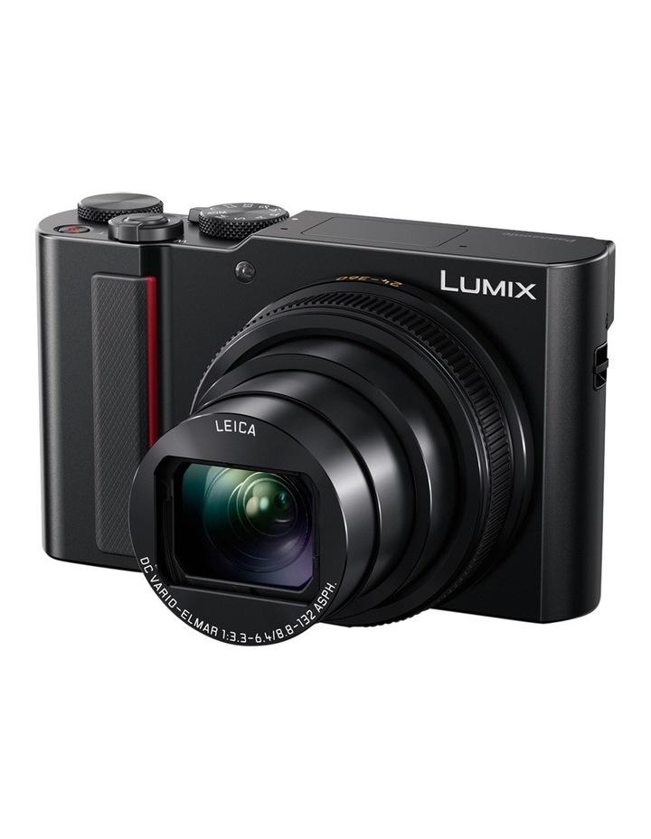 Compact Camera - Black TZ220 20MP 15X Zoom 4K image 2