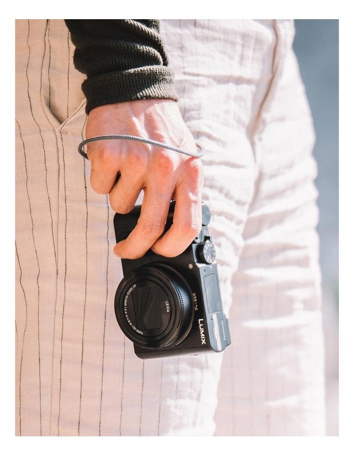 Compact Camera - Black TZ220 20MP 15X Zoom 4K image 4