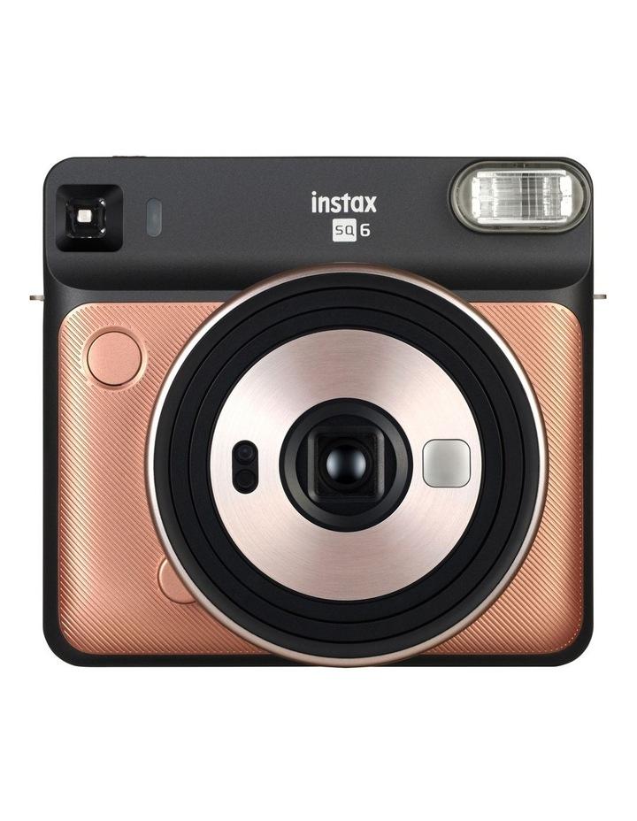 FujiFilm Instax SQUARE SQ6 Instant Camera ( Blush Gold ) image 1