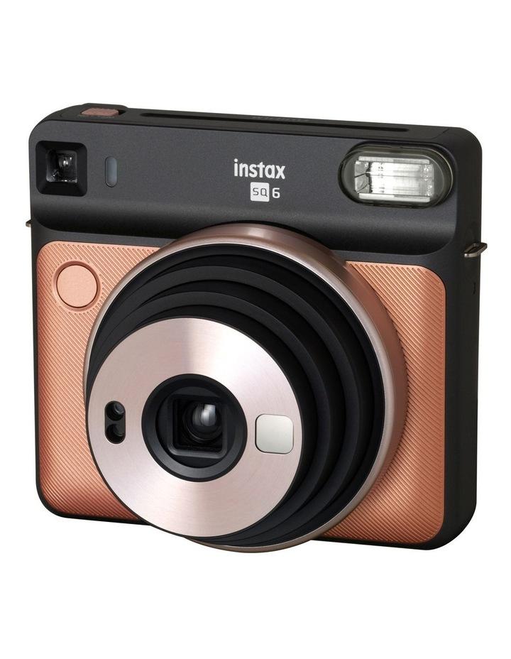 FujiFilm Instax SQUARE SQ6 Instant Camera ( Blush Gold ) image 2