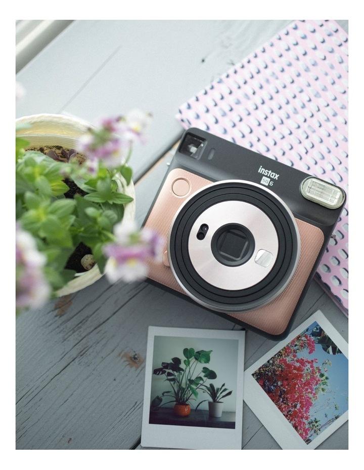 FujiFilm Instax SQUARE SQ6 Instant Camera ( Blush Gold ) image 4
