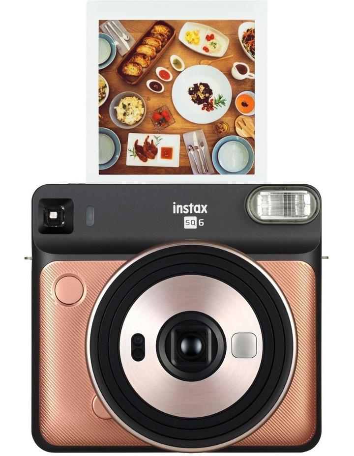 FujiFilm Instax SQUARE SQ6 Instant Camera ( Blush Gold ) image 6