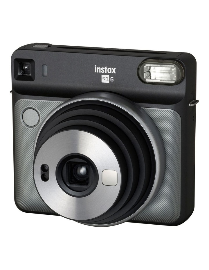 FujiFilm Instax SQUARE SQ6 Instant Camera ( Graphite Grey ) image 2