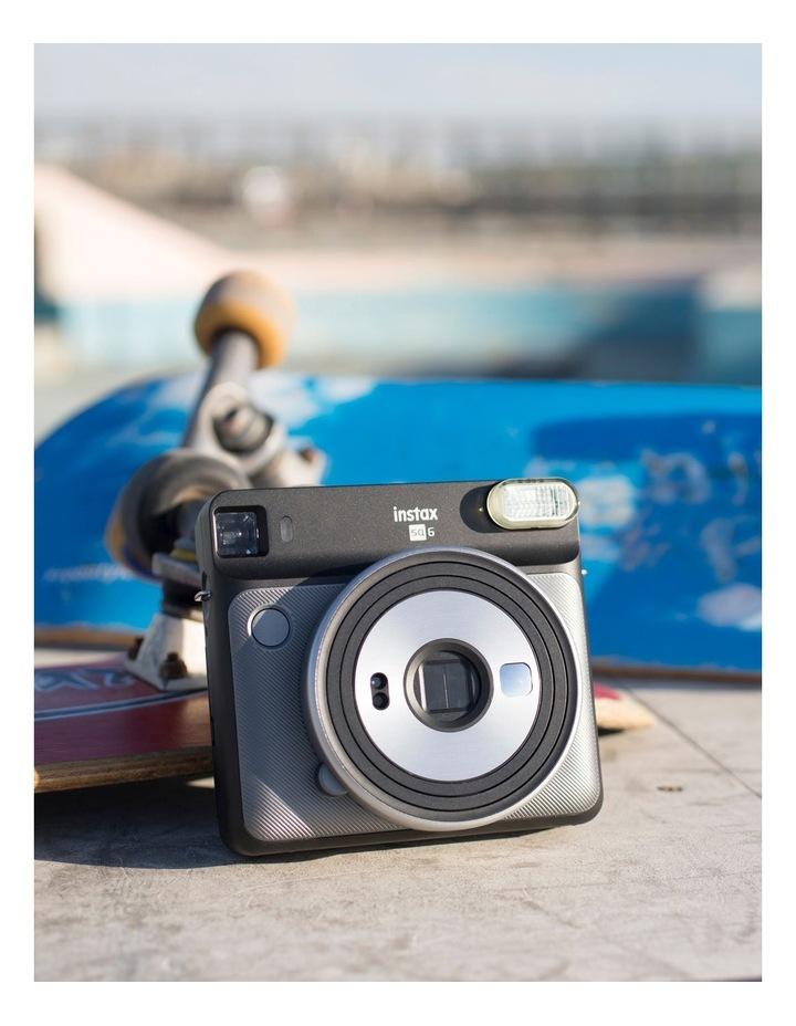 FujiFilm Instax SQUARE SQ6 Instant Camera ( Graphite Grey ) image 4