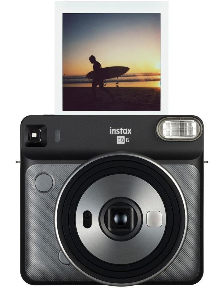 FujiFilm Instax SQUARE SQ6 Instant Camera ( Graphite Grey ) image 6