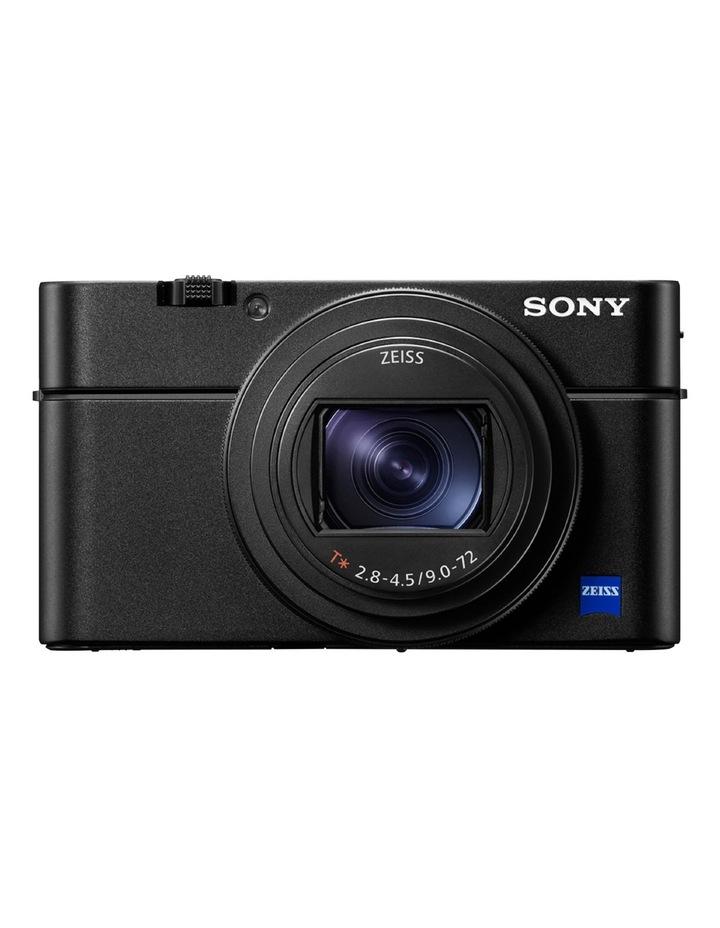 DSCRX100M6 20.1MP 24-200mm F 2.8-4.5 Black image 2