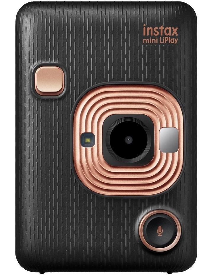 Instax LiPlay Camera Elegant Black image 1