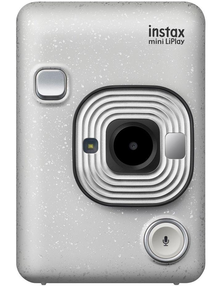 Instax LiPlay Camera Stone White image 1