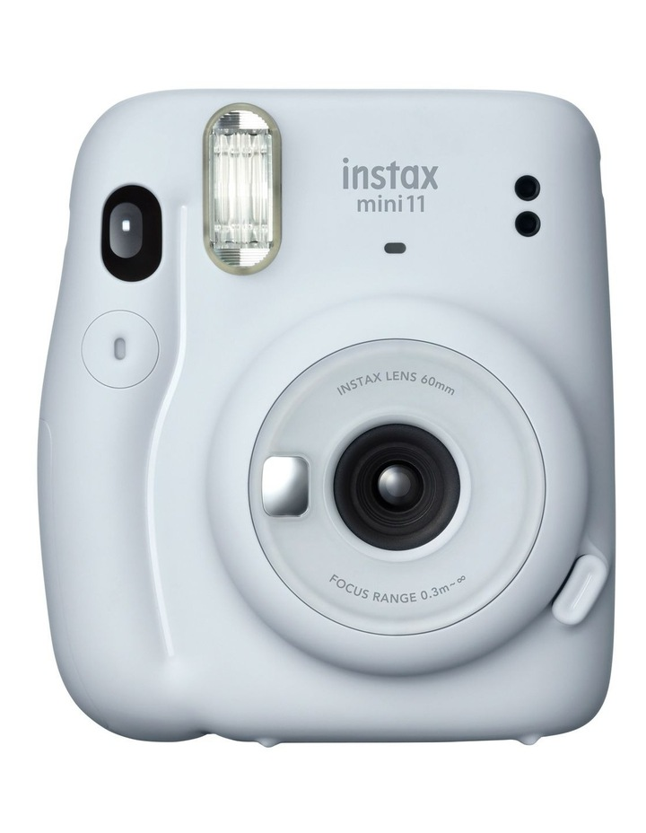 Instax Mini 11 Camera - Ice White image 1