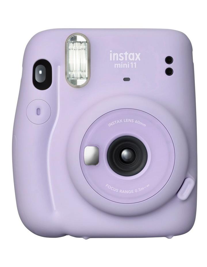 Instax Mini 11 Lilac Purple Instant Camera image 1