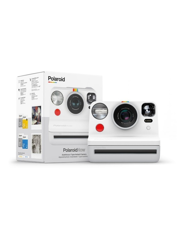 Now  Instant Camera White image 1