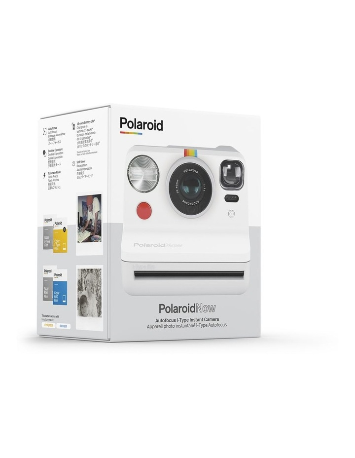 Now  Instant Camera White image 2