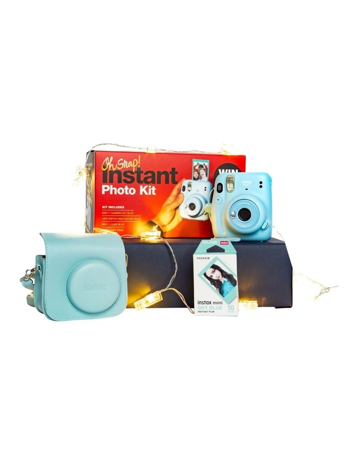 Instax Instant Photo Kit - Sky Blue image 1