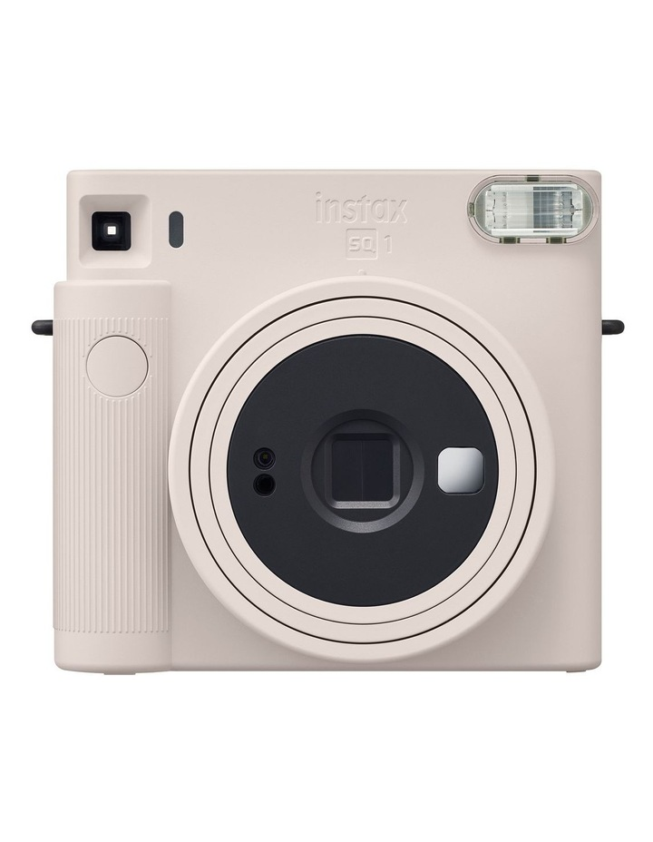 Instax Square SQ1 instant camera - Chalk White image 1