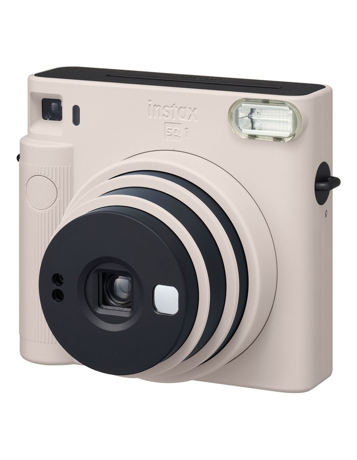 Instax Square SQ1 instant camera - Chalk White image 2