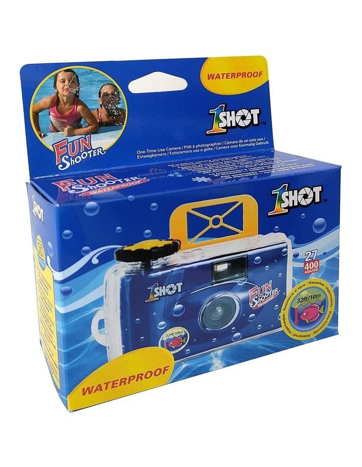 Fun Shooter Waterproof Single Use Camera SL35V image 1