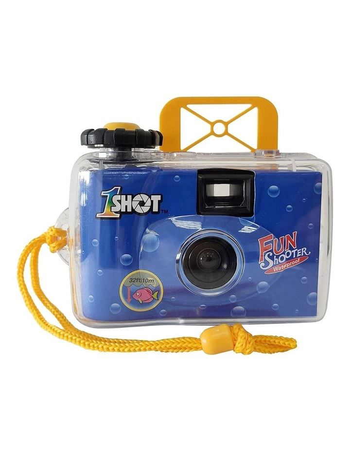 Fun Shooter Waterproof Single Use Camera SL35V image 2