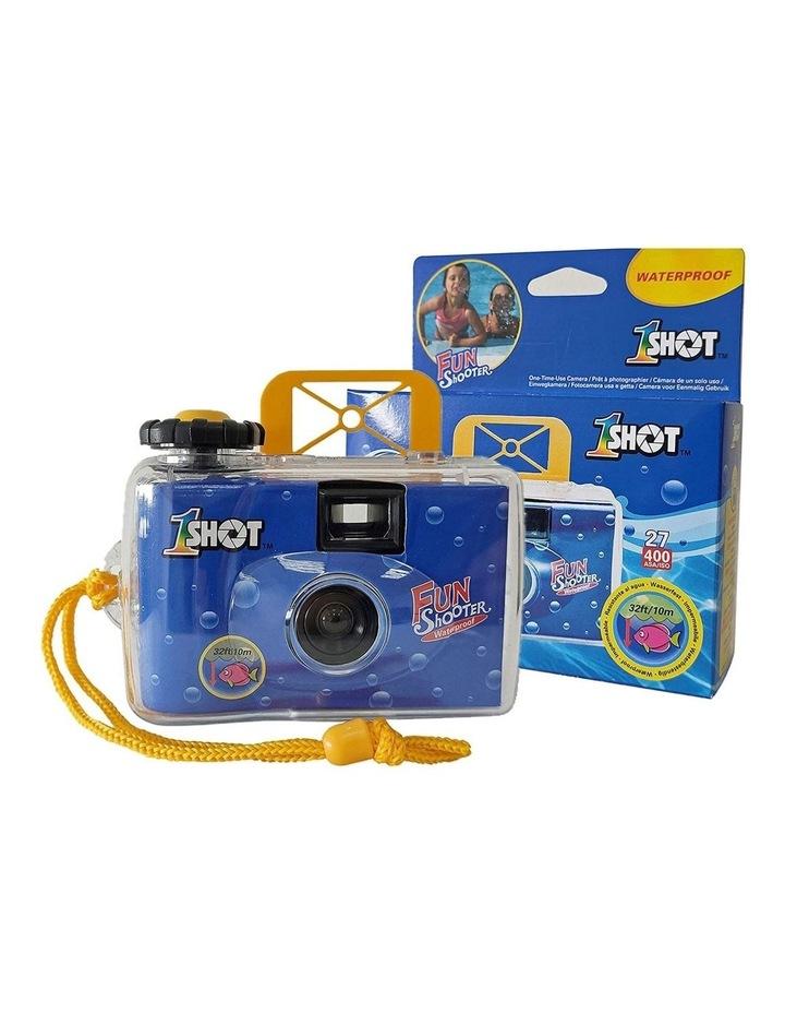Fun Shooter Waterproof Single Use Camera SL35V image 4