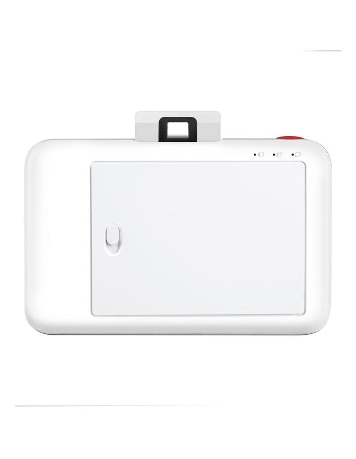 Step Instant Print White Digital Camera image 2