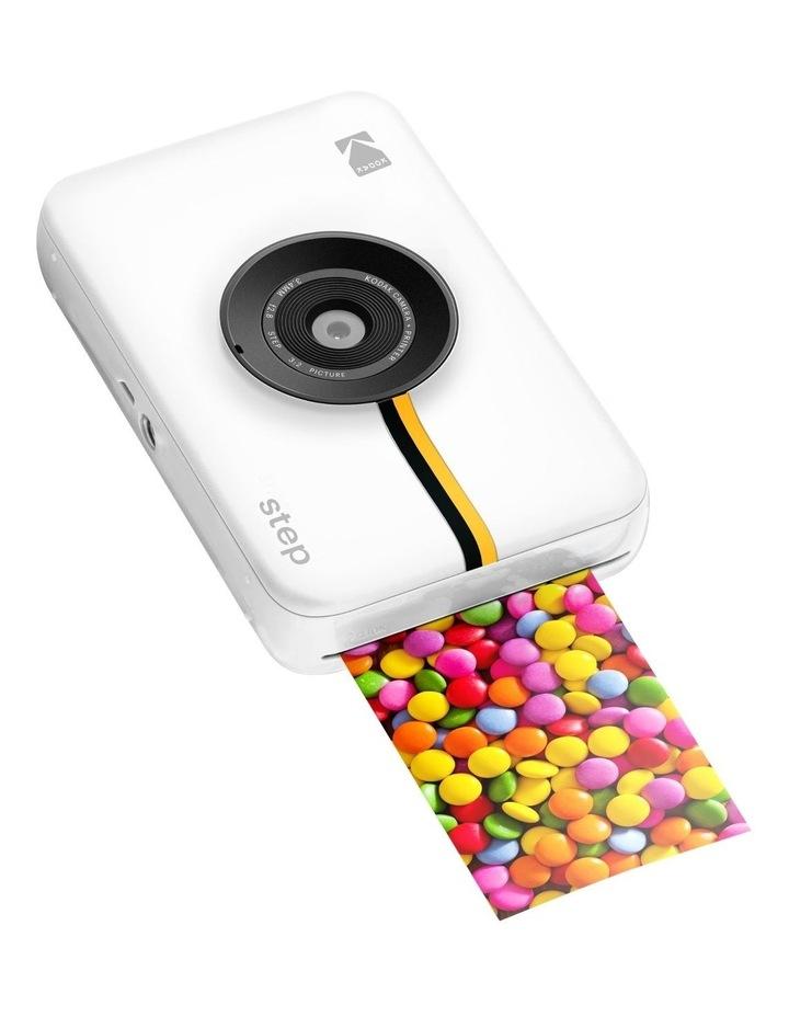 Step Instant Print White Digital Camera image 4