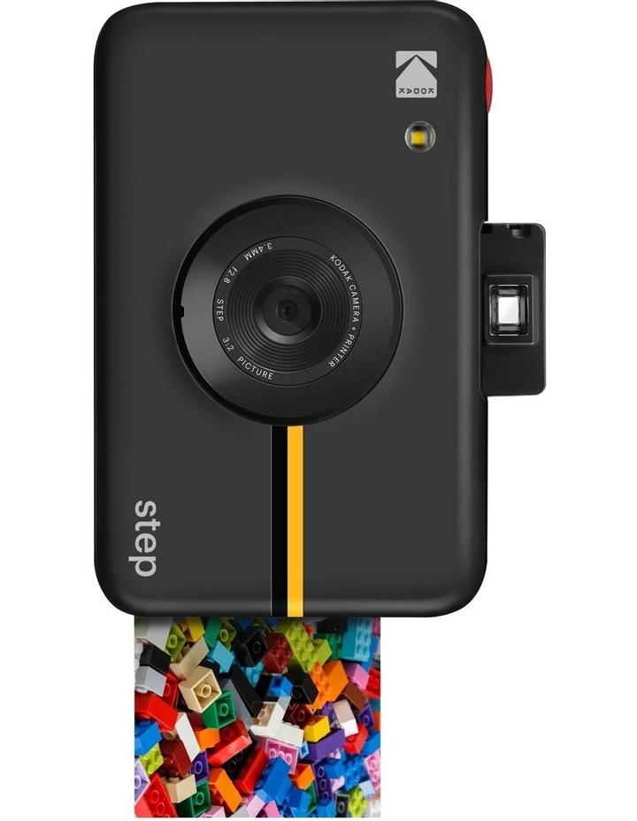 Step Instant Print Black Digital Camera image 3
