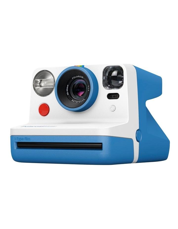 Polaroid Now Instant Camera - Blue image 1