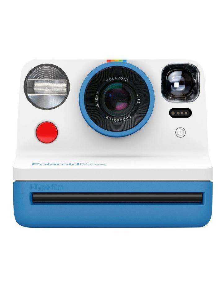 Polaroid Now Instant Camera - Blue image 2