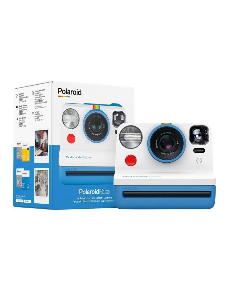 Polaroid Now Instant Camera - Blue image 4