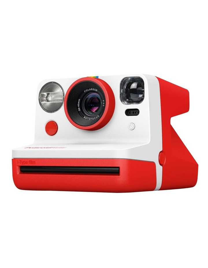 Now 600 Instant Camera - Red image 1