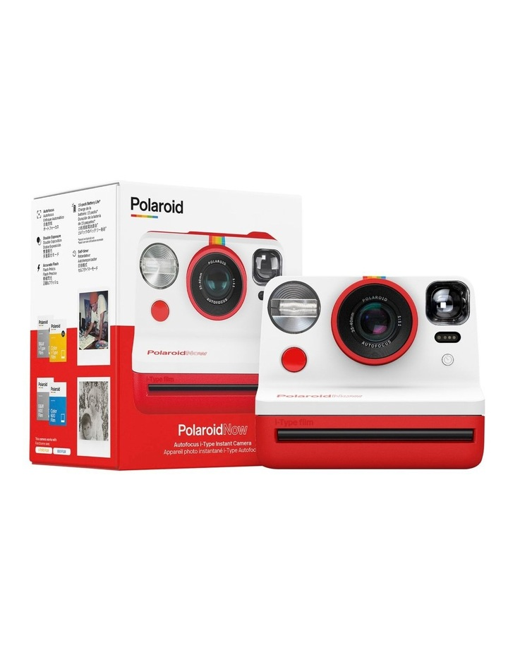 Now 600 Instant Camera - Red image 4