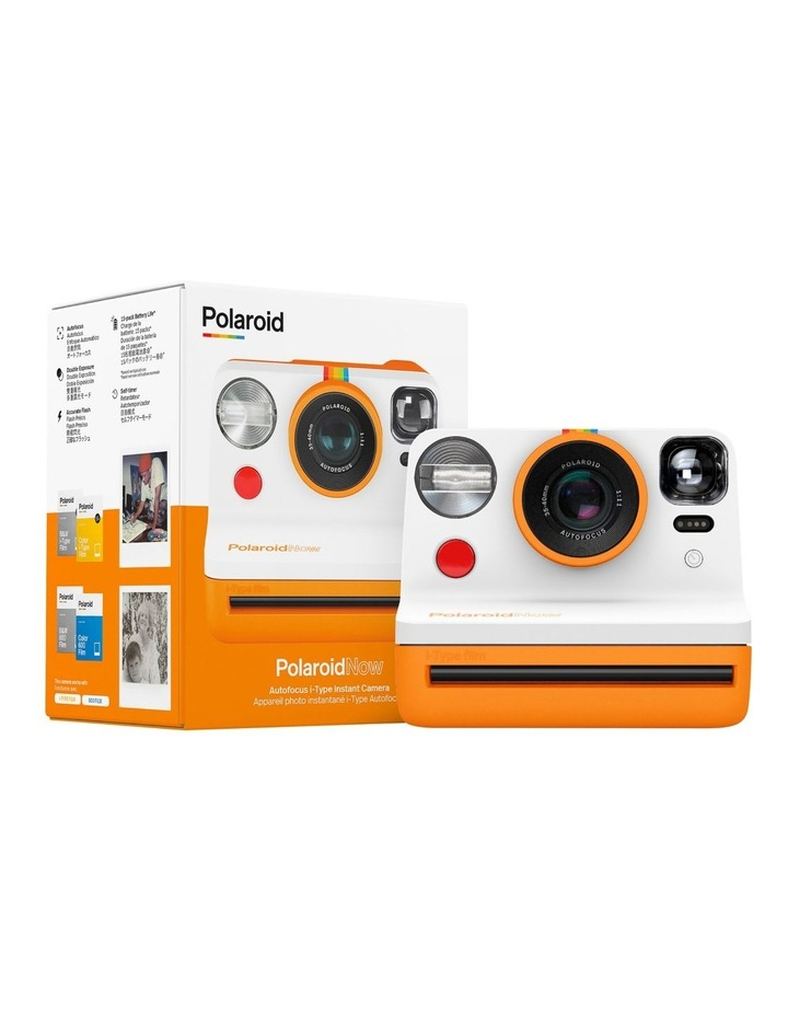 Now 600 Instant Camera - Orange image 4