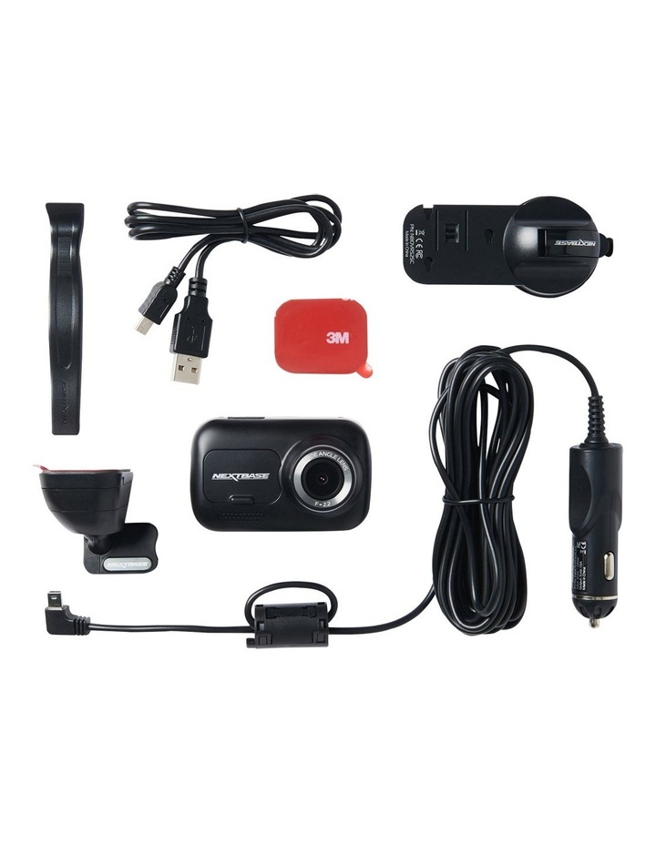 122 720p HD Standard Dash Cam image 7