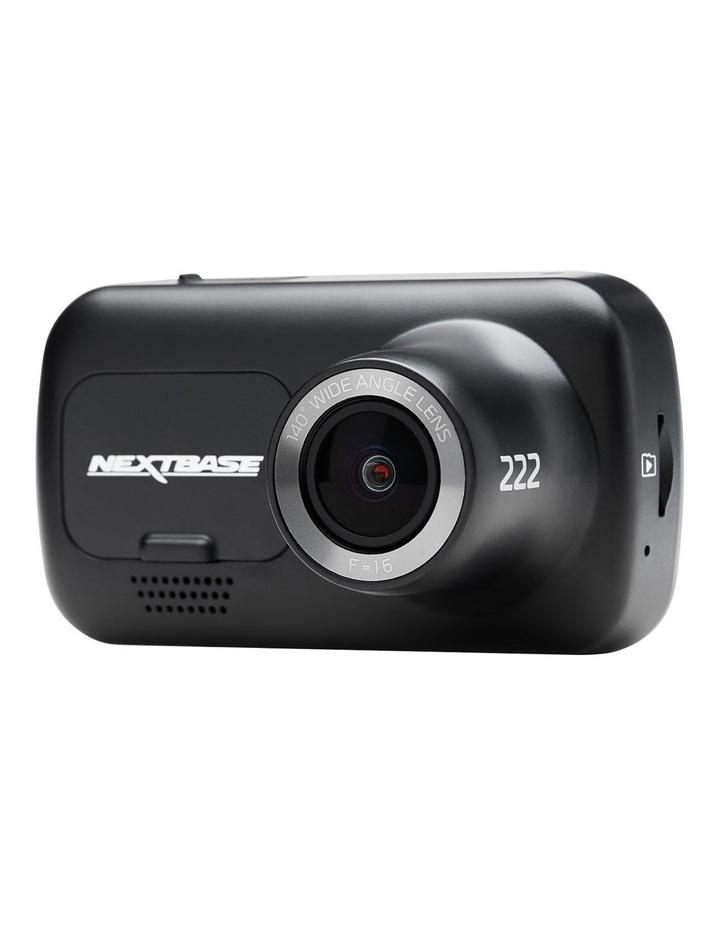 222 1080p Full HD Dash Cam Black image 1