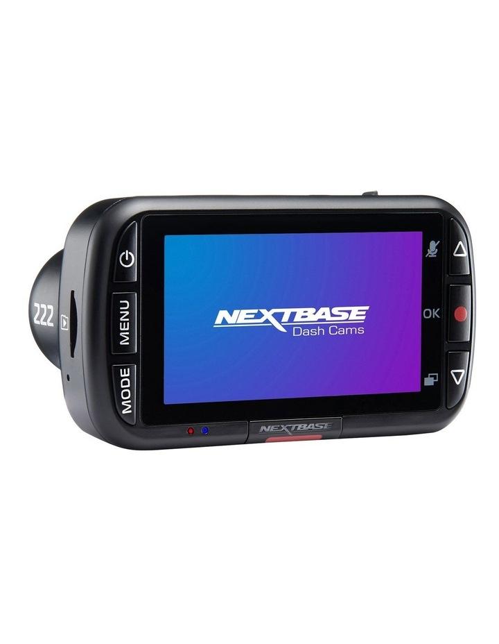 222 1080p Full HD Dash Cam Black image 3