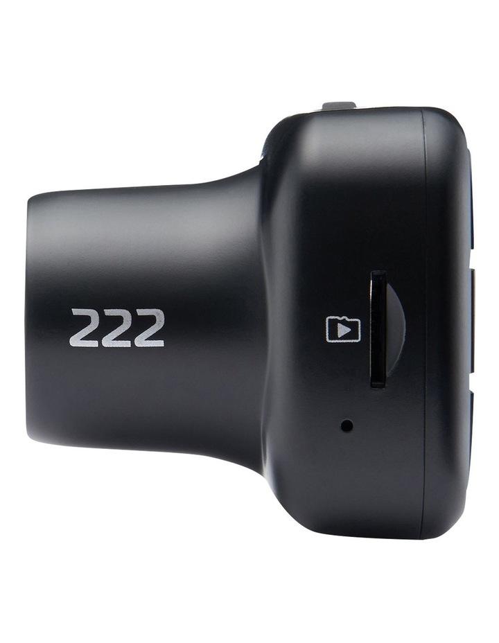 222 1080p Full HD Dash Cam Black image 5